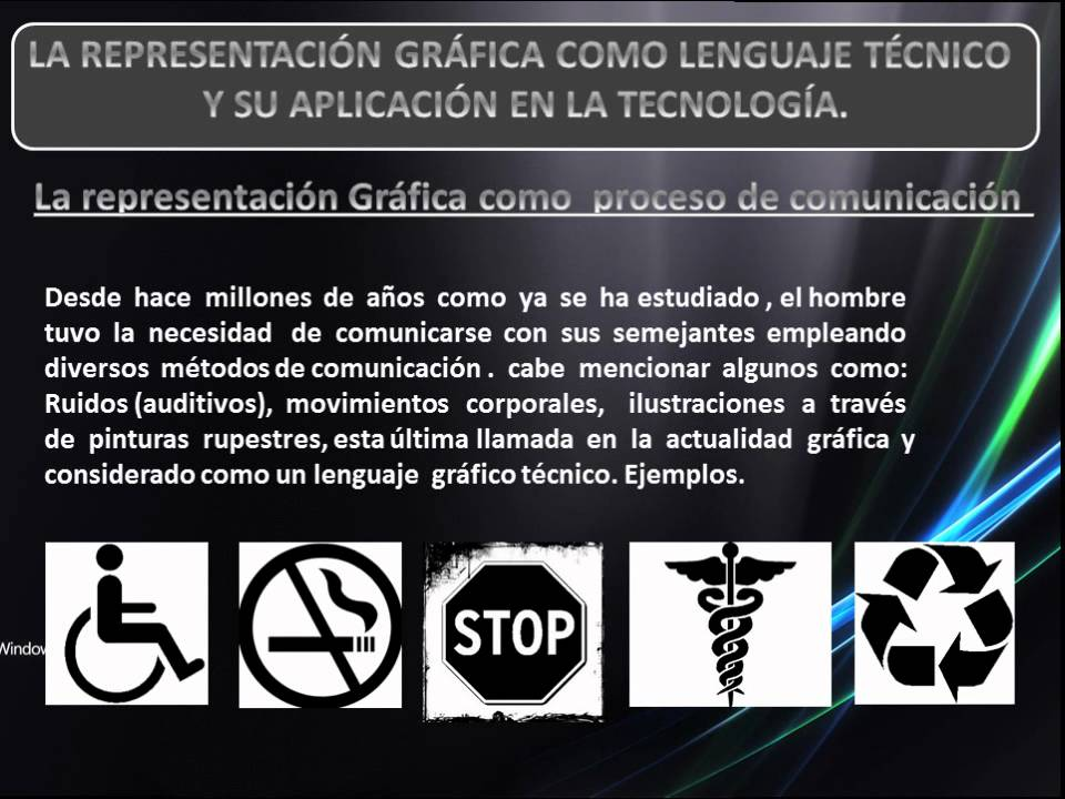 la representacion grafica como lenguaje tecnico.wmv - YouTube