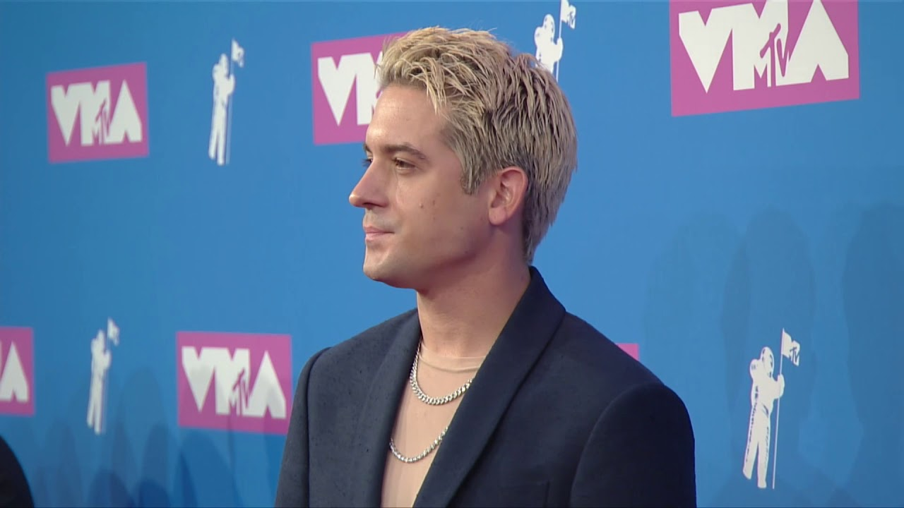 G Eazy Haircut 2018 Vma Awards Red Carpet Thesalonguy Youtube