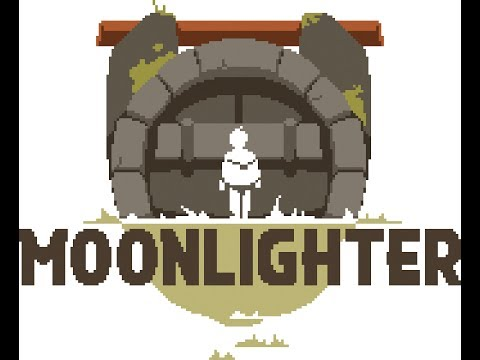 Moonlighter Let's Play Episode 1 - Merchant By Day