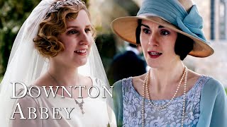 Mary Sends Her Apologies To Edith   Downton Abbey