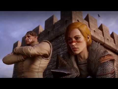 Dragon Age: Inquisition - Hawke Introduction [Fenris Romance Humorous]