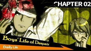 Danganronpa Trigger Happy Havoc - Chapter 2.1 Daily Life (Сюжетное видео, Sub-RUS)