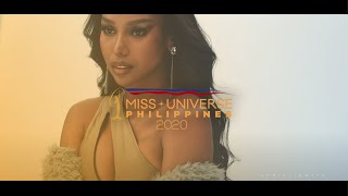 Miss Universe Philippines- Cebu Province Apriel Smith (Behind-the-scenes)