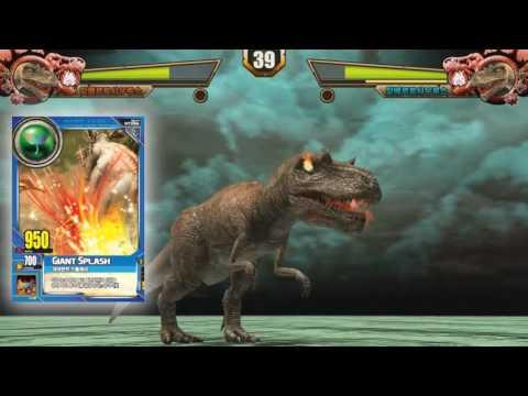 t-rex magic card ver.001 -T-REX[dinosaur card game]-iron & thicket & earth magic