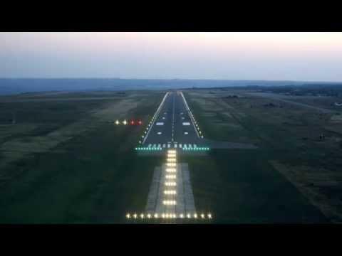 День из жизни аэропорта Ставрополь