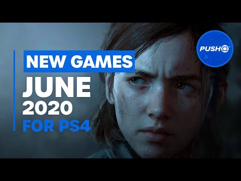 NEW PS4 GAMES: June 2020's Best New Releases | PlayStation 4