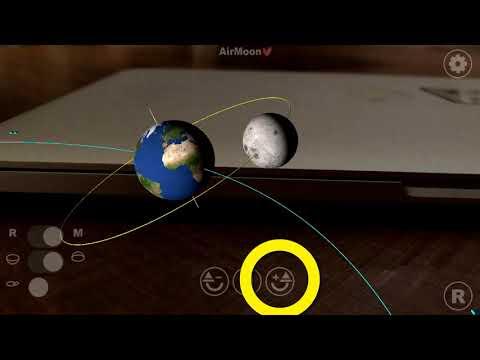 Air Moon usage 1 (English)