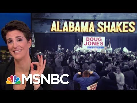 Weak President Trump Political Clout Further Eroded By Election Losses | Rachel Maddow | MSNBC