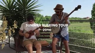 Summer Busking Tour 2016 - Edwin OneManBand and Valerio Papa