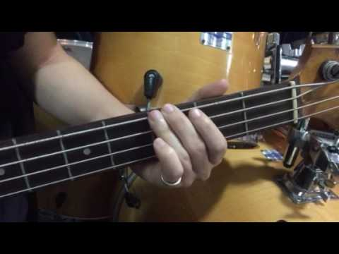 Riptide bass guitar (basic)