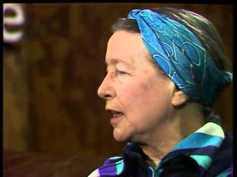 Simone de Beauvoir - Why I Am A Feminist