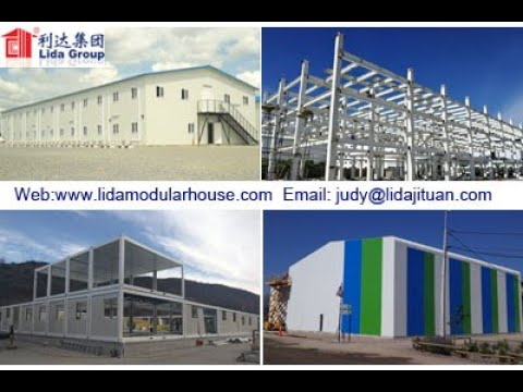 Projects of container house,prefabricated house,construction camps and steel structure building