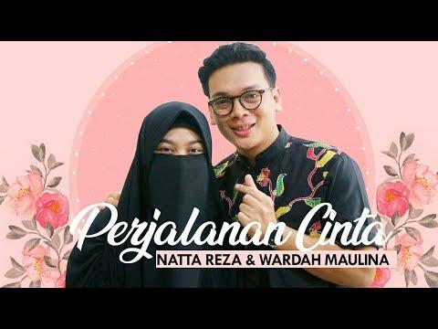 """Muslimah Bercerita : """"Perjalan Cinta Natta Reza & Wardah Maulina"""""""