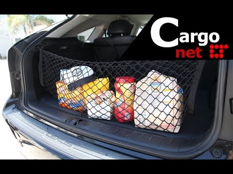 JessicaAlba Envelope Style Trunk Cargo Net For Nissan Altima 2013-2017 2018 NEW