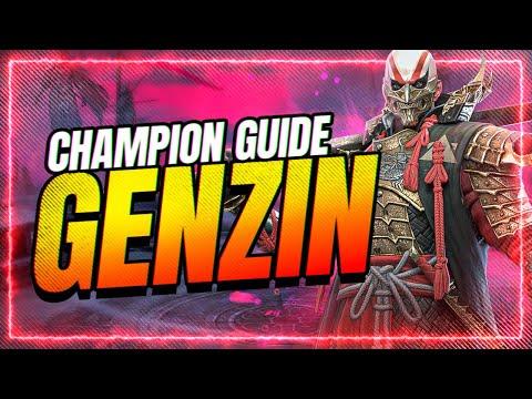 GENZIN | My Fav Shadowkin?! | RAID Shadow Legends