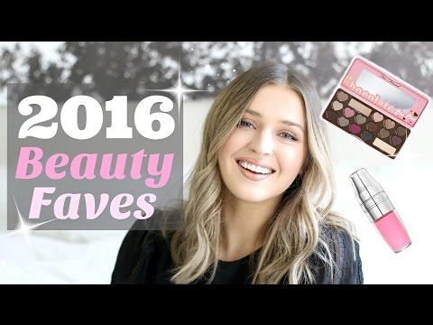 BEST BEAUTY PRODUCTS OF 2016! | allanaramaa