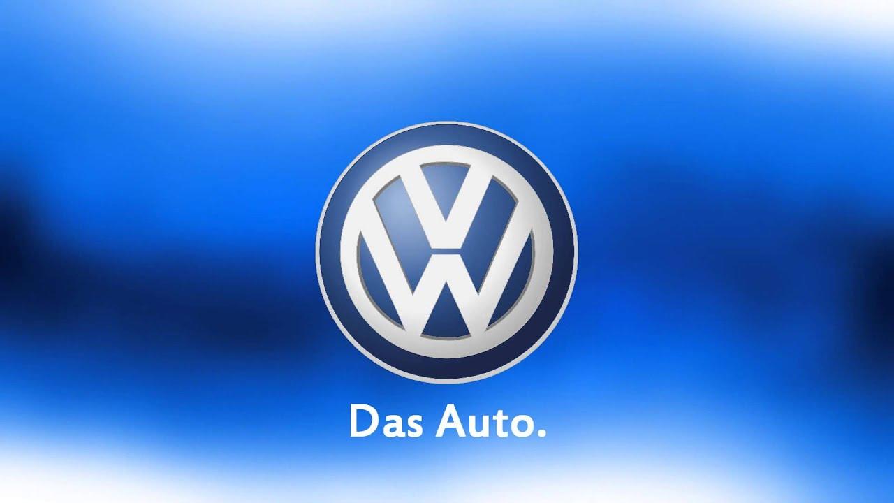 3d Car Wallpaper Full Hd Volkswagen Logo Youtube