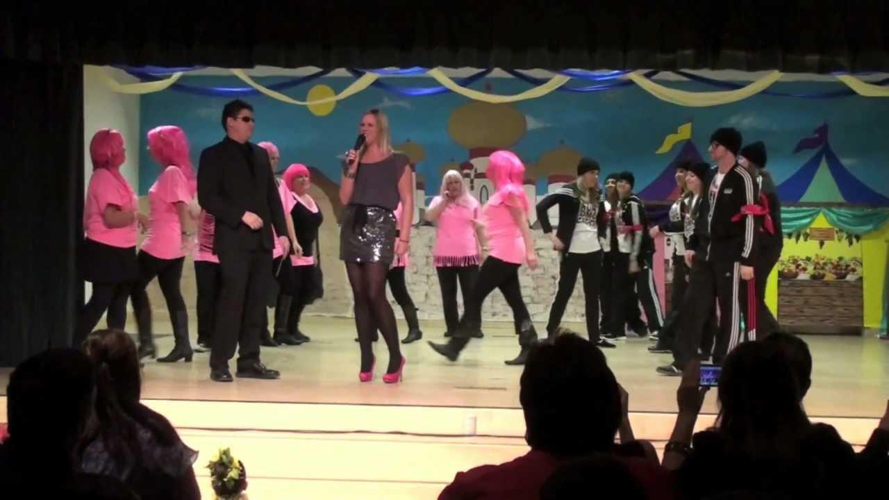 Classroom Skit Ideas ~ Teacher talent show act abdc efg americas best dance
