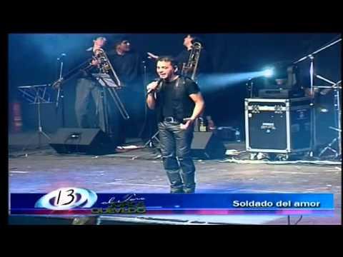 JORGE QUEVEDO + SOLDADO DEL AMOR