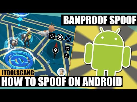 How to Spoof Pokemon Go on Android - No Root! - YouTube