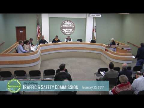 Traffic & Safety Commission - Feb 23, 2017