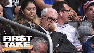 Max Calls Knicks