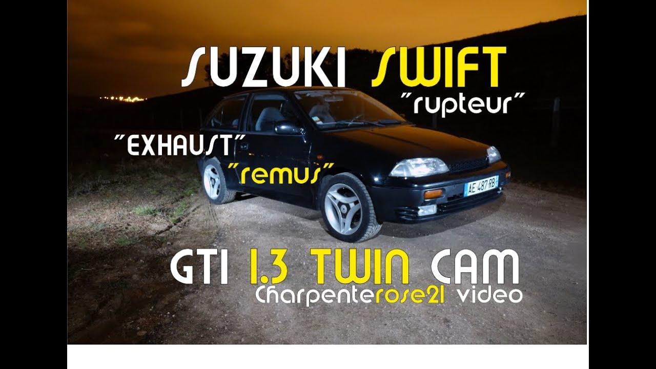 suzuki gti twin cam engine