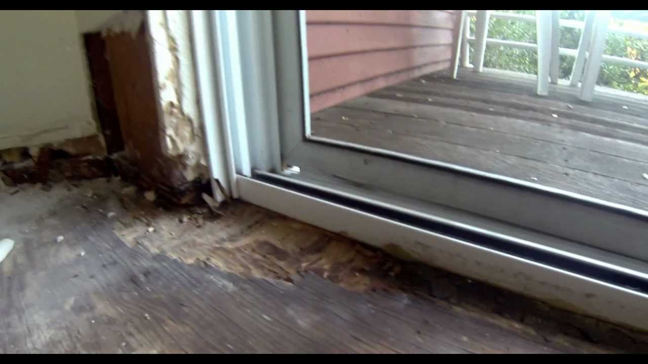 General Contractor Bay Area Dry Rot Waterproof Decks Failed Door Flashing Peter - YouTube & General Contractor Bay Area Dry Rot Waterproof Decks Failed Door ... Pezcame.Com
