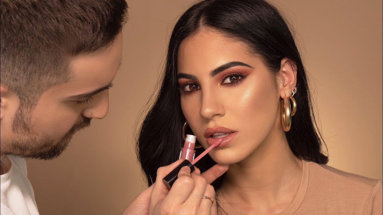 Giulia De Lellis Makeup Tutorial Mrdanielmakeup Youtube