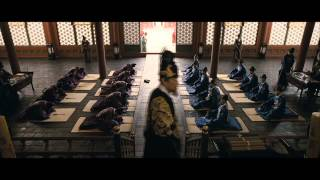 BLADES OF BLOOD Official Trailer (2011) - Jeong-min Hwang, Seung-won Cha, Ji-hye Han