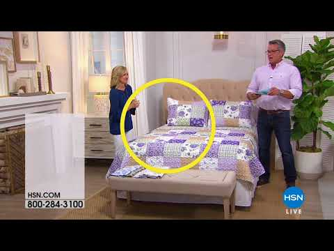 HSN | HSN Today: Cottage Collection Home / Linen Closet 04.16.2018 - 07 AM