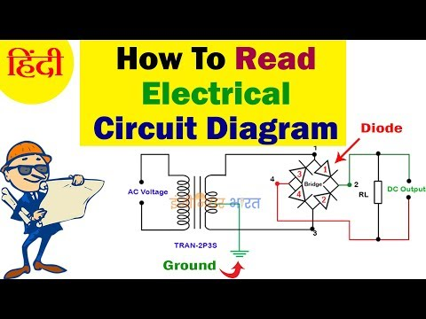 How to Read Electrical Circuit diagram in hindi / Urdu - YouTube How To Read A Circuit Diagram on how do you read schematics, simple schematic diagram, harley davidson wiring diagram,