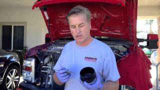 Ford 6.4 6.0 diesel oil change questions and problems I