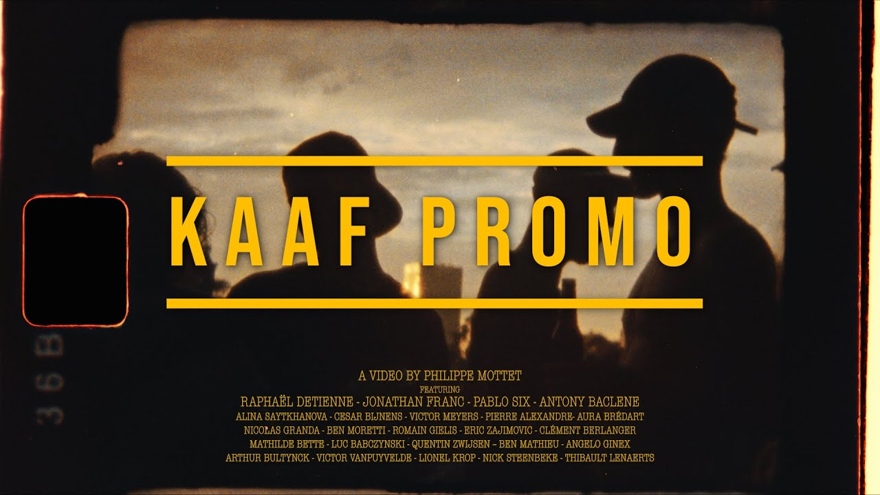 "Download KAAF ""PROMO"" VIDEO"