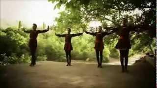 азербайджанский танец 2013,azerbaijan dance, песня (sari gelin)2013