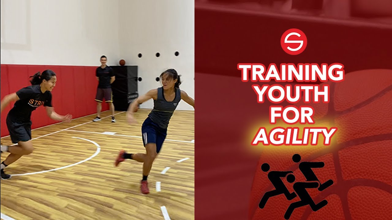 Teaching and Training Agility in Youth Athletes