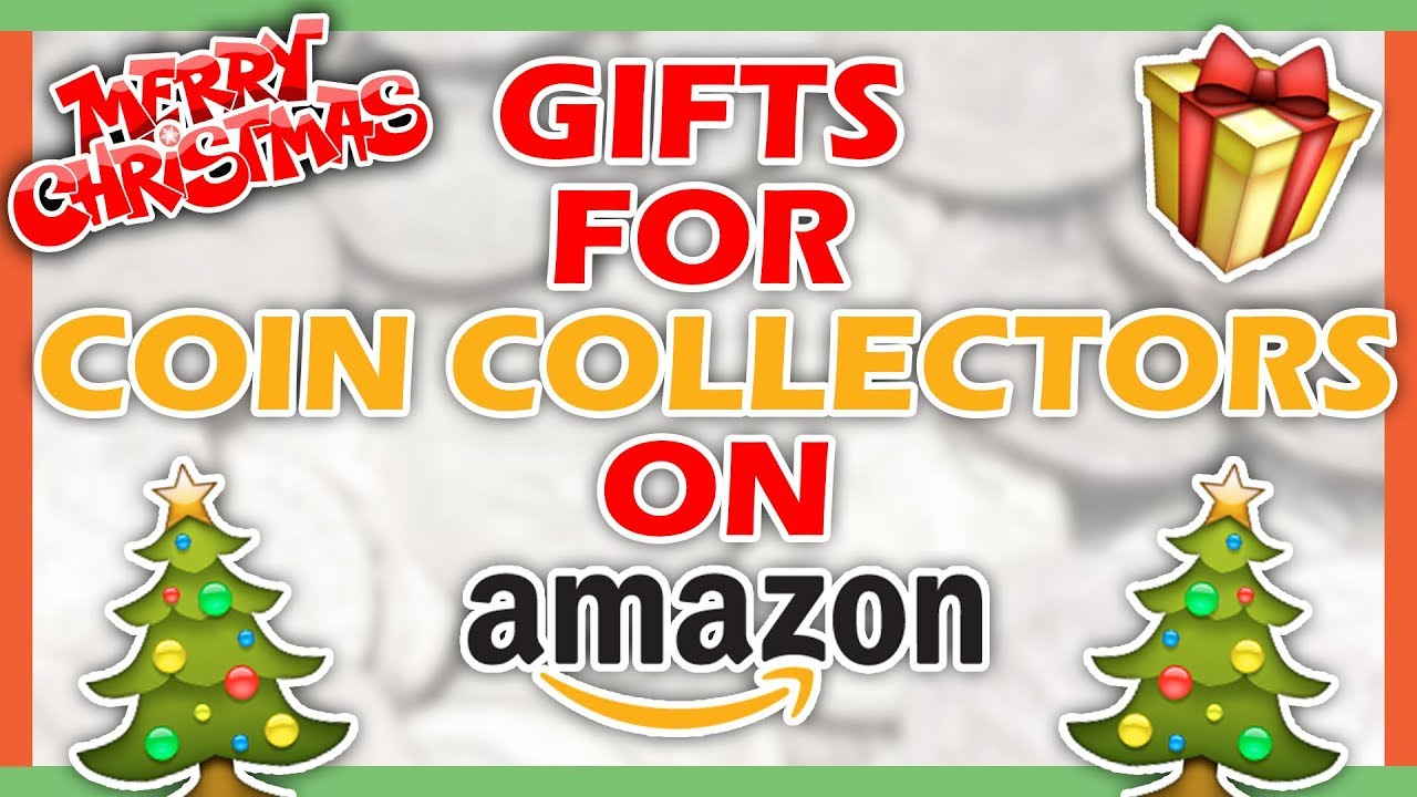 10 amazon gift ideas for coin collectors christmas gifts for coin collecting - Amazon Christmas Gift