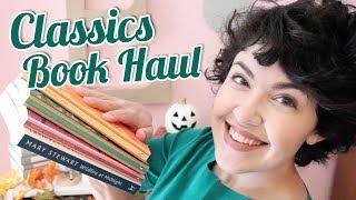 Classics book haul | bookishprincess