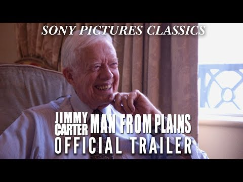 Jimmy Carter Man From Plains | Official Trailer (2007)