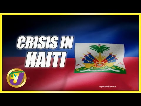 Crisis in Haiti   State of Siege & Uncertainty   TVJ News - July 7 2021