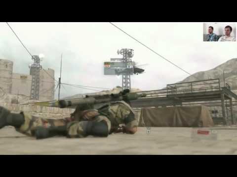 Let's Play Metal Gear Solid V: The Phantom Pain #33 (Part 3) - Skull Face II