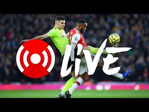 🎥 Arsenal 1-1 Sheffield United | Arsenal Nation Live