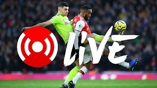 Arsenal 1-1 Sheffield United | Arsenal Nation Live