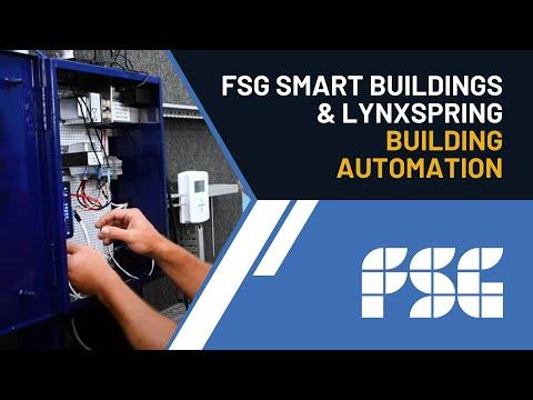 FSG Smart Buildings & Lynxspring Partnership | Building Automation Project