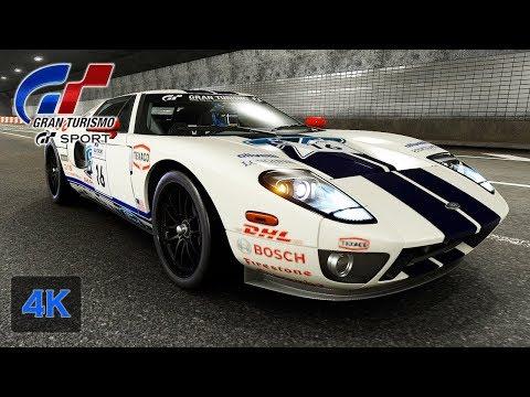 Gran Turismo Sport Onboard [4K] 600Hp Ford GT - Premium Sports - Professional GT League Walkthrough