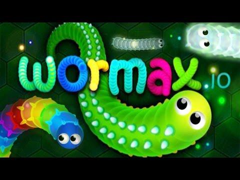 Wormax.io – World Record 70K+