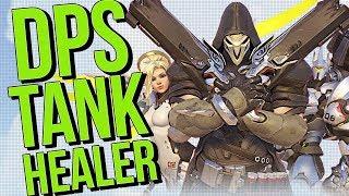 Klasy postaci, które są w każdym MMO – skąd się wziął Tank, DPS i Healer?