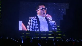 Download lagu 'Gentleman' Psy unveils hip-swinging dance, music video