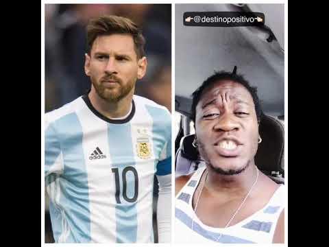 FRANCIA VS ARGENTINA 4-3 GOLES / LEONEL MESSI SIGUE SIENDO EL MEJOR DEL MUNDO