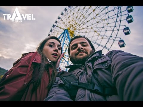Tbilisi City Walking Tour - TRAVEL Blog Georgia   Прогулка по городу Тбилиси - Грузинский vlog ©
